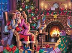 Calin pour le Père Noël EDITION NOEL Puzzle;Puzzle enfant - Image 2 - Ravensburger