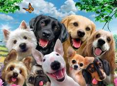 Delighted Dogs XXL 300pc - image 3 - Click to Zoom