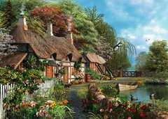 Cottage on a Lake - image 2 - Click to Zoom