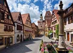 Rothenburg ob der Tauber - Bild 2 - Klicken zum Vergößern