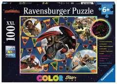 Die Wikinger von Berk Puzzle;Kinderpuzzle - Bild 1 - Ravensburger