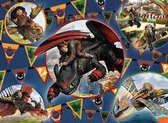Die Wikinger von Berk Puzzle;Kinderpuzzle - Bild 3 - Ravensburger