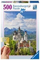Märchenhaftes Schloss Neuschwanstein - Bild 1 - Klicken zum Vergößern