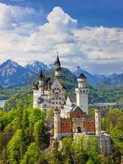 Märchenhaftes Schloss Neuschwanstein - Bild 3 - Klicken zum Vergößern