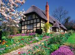 Country Cottage, 300pc - image 3 - Click to Zoom
