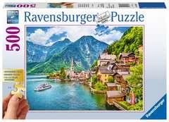 Hallstadt, Austria, Extra Large 500pc - image 1 - Click to Zoom
