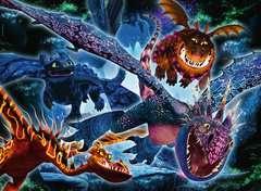 Dragons B Ravensburger Puzzle  100 pz. XXL - immagine 2 - Clicca per ingrandire
