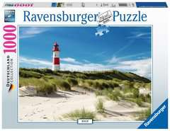 Lighthouse in Sylt - Billede 1 - Klik for at zoome