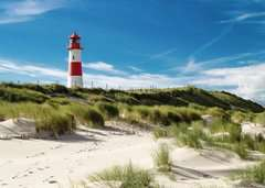 Lighthouse in Sylt - Billede 2 - Klik for at zoome