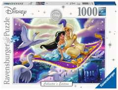 Aladin  Ravensburger Puzzle  1000 pz - Disney - immagine 1 - Clicca per ingrandire