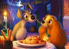 Disney Collector's Edition Lady & The Tramp, 1000pc - Billede 2 - Klik for at zoome