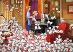 Disney Collector's Edition 101 Dalmations, 1000pc - Billede 2 - Klik for at zoome