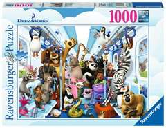 La famille DreamWorks en voyage - Image 1 - Cliquer pour agrandir