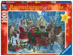 Packing the Sleigh - image 1 - Click to Zoom