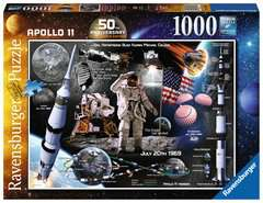 Moon Landing 50th Anniversary, 1000pc - image 1 - Click to Zoom