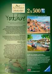 Picturesque Yorkshire 2x500pc (Whitby & Runswick Bay) - image 4 - Click to Zoom