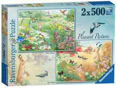 Pleasant Pastures, 2x500pc - image 1 - Click to Zoom