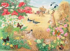 Pleasant Pastures, 2x500pc - image 3 - Click to Zoom