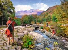 Picturesque Cumbria, 2x500pc - image 2 - Click to Zoom