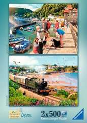 Picturesque Devon, 2x500pc - image 5 - Click to Zoom