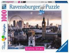 Beautiful Skylines - London, 1000pc - Billede 1 - Klik for at zoome