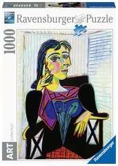 Puzzle 1000 p Art collection - Portrait de Dora Maar / Pablo Picasso - Image 1 - Cliquer pour agrandir