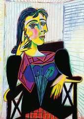 Puzzle 1000 p Art collection - Portrait de Dora Maar / Pablo Picasso - Image 2 - Cliquer pour agrandir