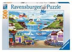 Lovely Seaside Jigsaw Puzzles;Adult Puzzles - image 1 - Ravensburger