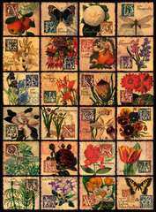 ee96ad5125d155 Vintage Flora - image 2 - Click to Zoom
