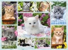 Kitten in a Basket, 500pc - Billede 2 - Klik for at zoome
