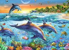Dolphine Cove, 500pc - Billede 2 - Klik for at zoome