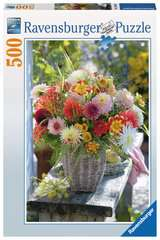 Beautiful Flowers Jigsaw Puzzles;Adult Puzzles - image 1 - Ravensburger