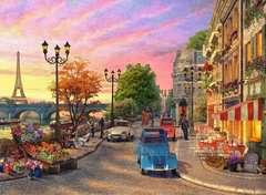 Puzzle 500 p - Promenade à Paris - Image 2 - Cliquer pour agrandir