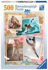 Puzzle 500 p - Première Ballerine - Image 1 - Cliquer pour agrandir