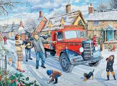 Happy Days at Work - The Coalman, 500pc - image 2 - Click to Zoom