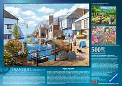 Tranquil Harbour, 500pc - image 3 - Click to Zoom