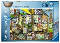 COLIN THOMPSON - TOMORROW'S WORLD 500EL - Zdjęcie 1 - Kliknij aby przybliżyć