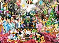Puzzle 500 p - Le train de Noël Disney - Image 2 - Cliquer pour agrandir