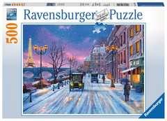 Winter in Paris Puzzle;Erwachsenenpuzzle - Bild 1 - Ravensburger