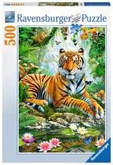 Tijgers in het oerwoud - image 1 - Click to Zoom