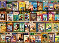 Vintage Travel, 500pc - image 2 - Click to Zoom