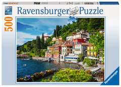 Lake Como, Italy, 500pc - image 1 - Click to Zoom
