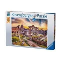 Rome au crépuscule Puzzle;Puzzle adulte - Image 1 - Ravensburger