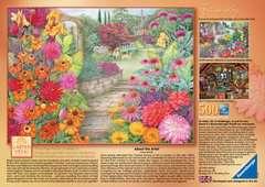 Garden Vistas No.3, Autumn Glory, 500pc - image 3 - Click to Zoom