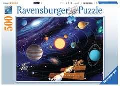 Planetární soustava 500 dílků - obrázek 1 - Klikněte pro zvětšení