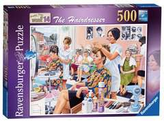 Happy Days at Work - The Hairdresser, 500pc - image 1 - Click to Zoom
