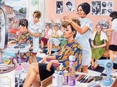 Happy Days at Work - The Hairdresser, 500pc - image 2 - Click to Zoom