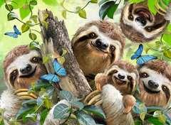 Sloth Selfie, 500pc - Billede 2 - Klik for at zoome
