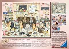 Crazy Cats Vintage - Kitty's Cakes, 500pc - image 3 - Click to Zoom