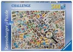 Les timbres-poste - Image 1 - Cliquer pour agrandir